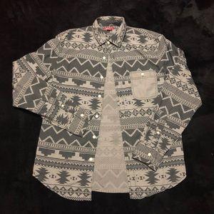 Teen Arizona flannel